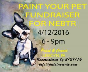 PaintnCreatefundraiser