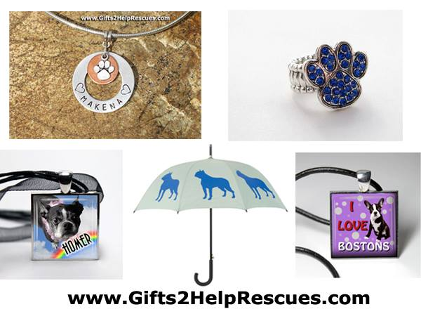 Gifts to Help Rescue