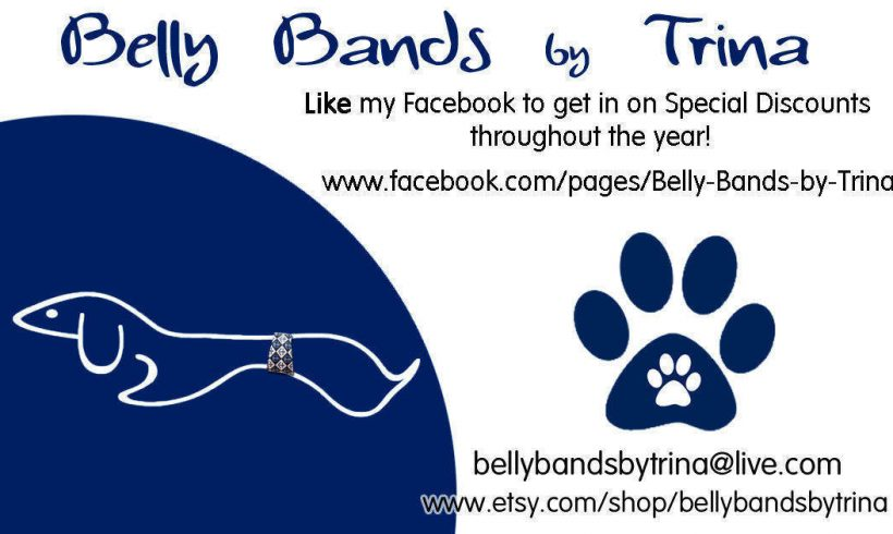 Belly Bands by Trina
